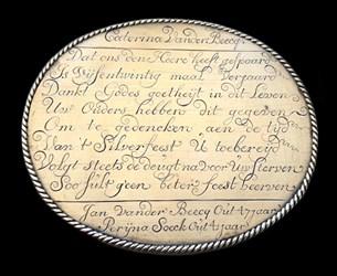 1727 25 year marriage, Beecq/Soeck