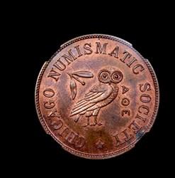 Eclectic Numismatic Treasure (Numismatic Store Cards)