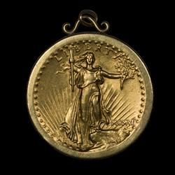 Eclectic Numismatic Treasure (Box Coins & Lockets)