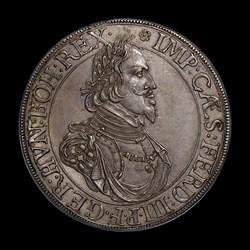 Eclectic Numismatic Treasure (Box Talers - 1642 German Schraubtaler)