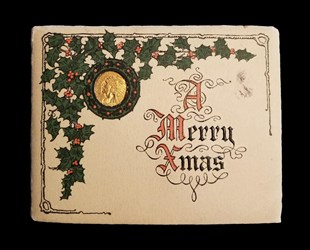 Eclectic Numismatic Treasure (Christmas Cards)