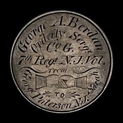 Eclectic Numismatic Treasure (Civil War)