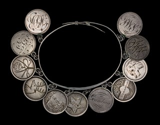 Eclectic Numismatic Treasure (Coin Jewelry)
