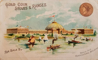 Eclectic Numismatic Treasure (Post Cards)