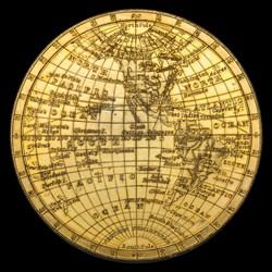Eclectic Numismatic Treasure (Maps)