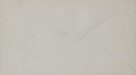 Reverse of A.S. Robinson, Hartford Envelope: Qui. Trans. Sust. Post. Nub. Phoeb.