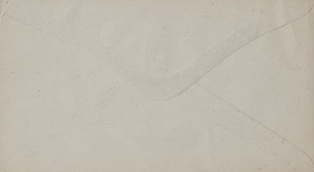 Reverse of A.S. Robinson, Hartford Envelope: Charter Oak