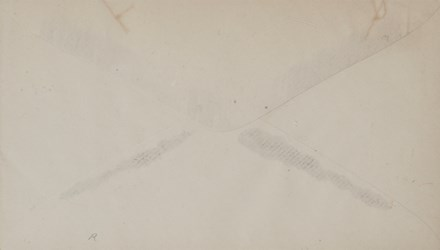 Reverse of A.S. Robinson, Hartford Envelope: Chili