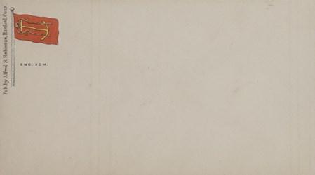 A.S. Robinson, Hartford Envelope: ENG. ADM.