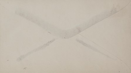 Reverse of A.S. Robinson, Hartford Envelope: ENG. ADM.