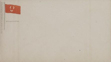 A.S. Robinson, Hartford Envelope: Beloochistan