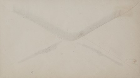 Reverse of A.S. Robinson, Hartford Envelope: Beloochistan