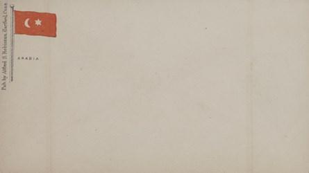 A.S. Robinson, Hartford Envelope: Arabia