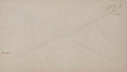 Reverse of A.S. Robinson, Hartford Envelope: Bolivia