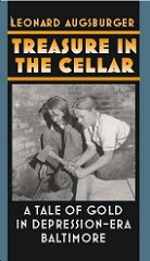 REVIEW: TREASURE IN THE CELLAR BY LEONARD AUGSBURGER