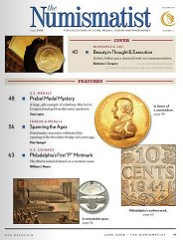 REVIEW: THE NUMISMATIST, JUNE 2008