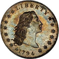 MORE ON THOSE OBVERSE MARKS ON A FEW 1794 DOLLARS?
