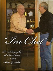 NEW BOOK: I'M CHET: THE AUTOBIOGRAPHY OF CHET KRAUSE
