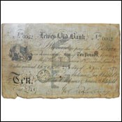 ENGLISH TOWN PLANS PRIVATE CURRENCY: THE LEWES POUND