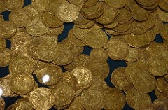 MEDIEVAL COIN TREASURE FOUND IN SOUTHERN BULGARIA