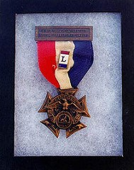 1919 LINCOLN HIGHWAY CONVOY MEDAL