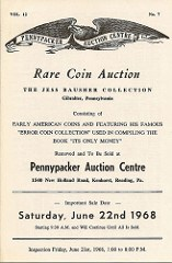 WAYNE'S NUMISMATIC DIARY: JUNE 10, 2008