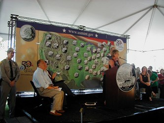 ARIZONA STATE QUARTER LAUNCH CEREMONY