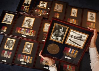 LORD ASHCROFT'S VICTORIA CROSS COLLECTION GOES TO IMPERIAL WAR MUSEUM