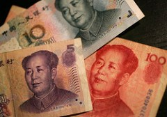 CHINA DITCHES MAO TO PUT OLYMPICS ON NEW BANKNOTE