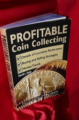 NEW BOOK: PROFITABLE COIN COLLECTING BY DAVID GANZ