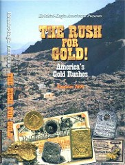 HOLABIRD-KAGIN AMERICANA'S 2008 AMERICA'S GOLD RUSHES CATALOG