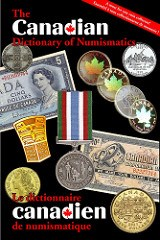 NEW BOOK: THE CANADIAN DICTIONARY OF NUMISMATICS