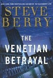 COIN FICTION BOOK: THE VENETIAN BETRAYAL BY STEVE BERRY