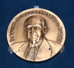 MORE ON THE BURNETT ANDERSON MEMORIAL AWARD FOR NUMISMATIC WRITING