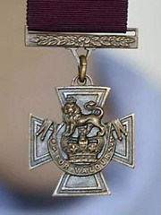 SALE OF VICTORIA CROSS REPLICAS CRITICIZED
