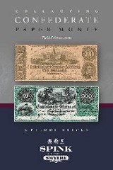 UPDATE: CONFEDERATE PAPER MONEY BOOKS BY PIERRE FRICKE