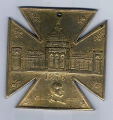 QUERY: 1876 CENTENNIAL C.A.G.E MEDAL