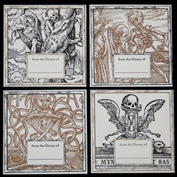 SOME SPOOKY BOOKPLATES FOR HALLOWEEN