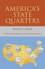 NEW BOOK: AMERICA'S STATE QUARTERS BY DAVID GANZ