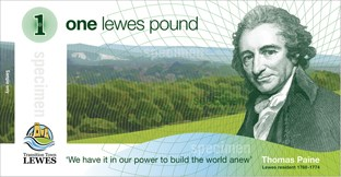 FEATURED WEB SITE: THE LEWES POUND