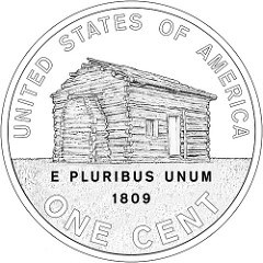 PROFILE: RICHARD MASTERS, DESIGNER OF LOG CABIN LINCOLN CENT REVERSE