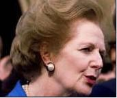 CELTIC COIN PROFILE RESEMBLES MARGARET THATCHER