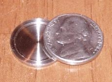 HOLLOW SPY COIN REPLICAS OFFERED