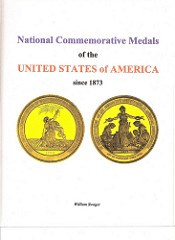 BOOK REVIEWS: NATIONAL COMMEMORATIVE MEDALS OF THE UNITED STATES