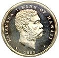 FEATURED WEB PAGE: WIKIPEDIA'S COINS OF THE HAWAIIAN DOLLAR
