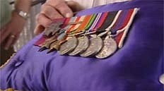 STOLEN MEDALS RETURNING HOME TO WAIOURU ARMY MUSEUM, NEW ZEALAND