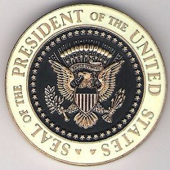 MORE ON PRESIDENT GEORGE W. BUSH'S CHALLENGE COIN