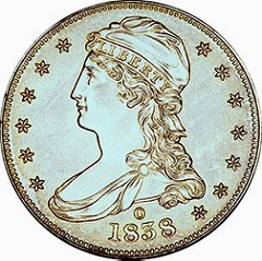 MORE ON THE 1838-O HALF DOLLAR