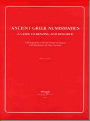 BOOK REVIEW: ANCIENT GREEK NUMISMATICS: A GUIDE TO READING AND RESEARCH
