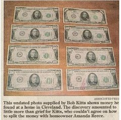 MORE ON THE OHIO CASH HOARD